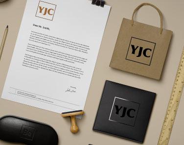 YJC Offer Brand Identity